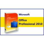 Office Professional 2010 32/64 Bit Spanish DVD Caja