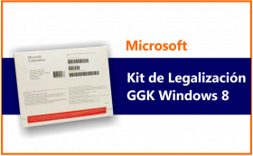 Kit de Legalización GGk Windows 8